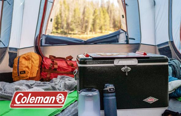 Coleman хладилни кутии и чанти за лодката и къмпинга