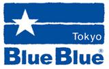 logo blue blue