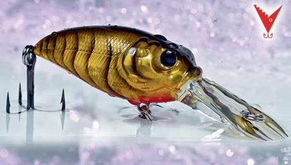Подбрани воблери за сом и бяла риба