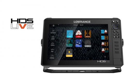 Lowrance HDS 12 LIVE NOXD