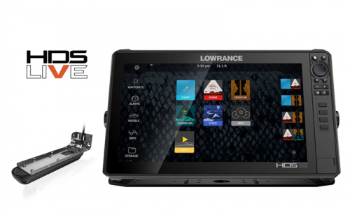 Lowrance HDS 16 LIVE 3 в 1