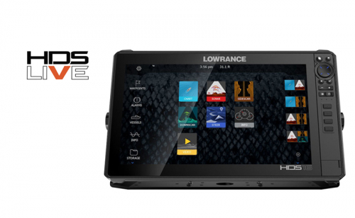 Lowrance HDS 16 LIVE NOXD