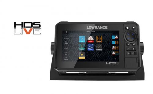 Lowrance HDS 7 LIVE NOXD
