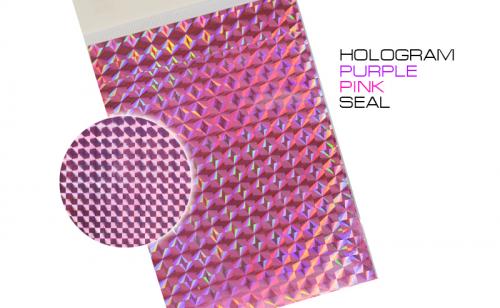 Фолио за блесни VS лилав холограм