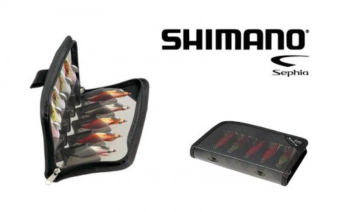Класьор за калмарки Shimano Sephia PC-211E-L