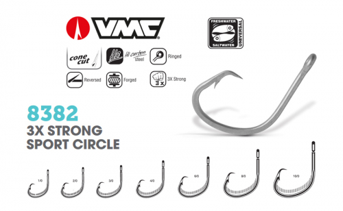 VMC 8382 3X Strong Sport Circle