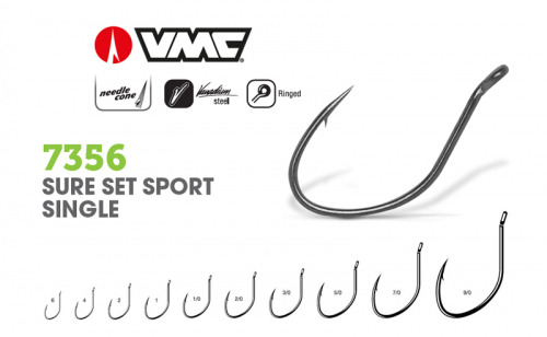 Куки VMC 7356 Sureset Sport Single