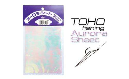 Холограмно фолио Toho Aurora Sheet