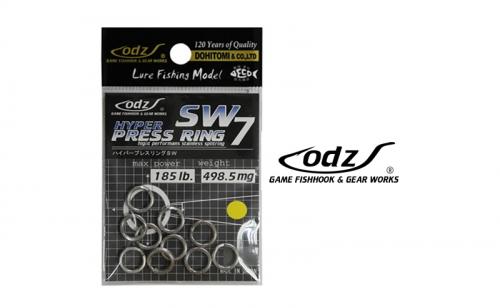 Халкички ODZ OS-06 Hyper Press Ring SW