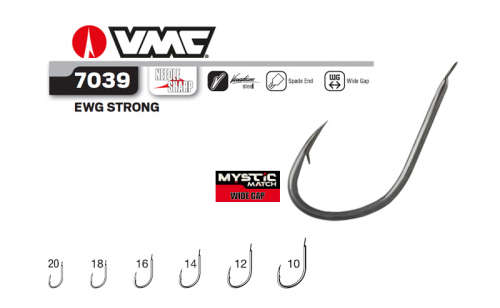 Куки VMC 7039 EWG Strong Mystic Match