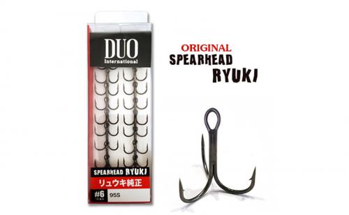 Куки тройки Duo Spearhead Ryuki
