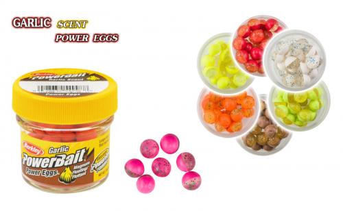 Изкуствен хайвер Berkley Garlic Scent Power Eggs