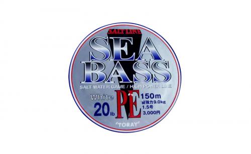 Плетено влакно Toray Sea Bass PE