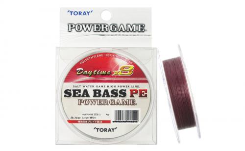 Плетено влакно Toray Sea Bass Day Time