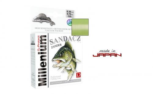 Монофилно влакно Dragon Millenium Zander