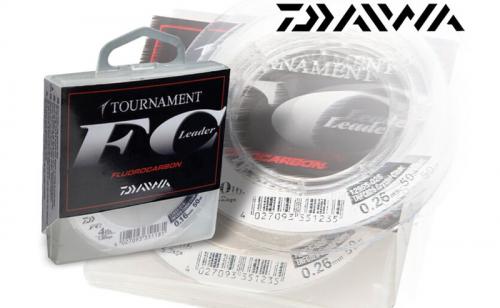 Флуорокарбон Daiwa Tournament FC