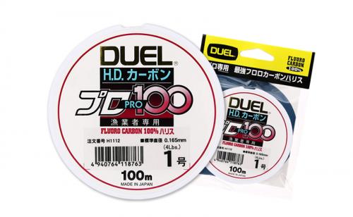 Флуорокарбон Duel HD PRO100S