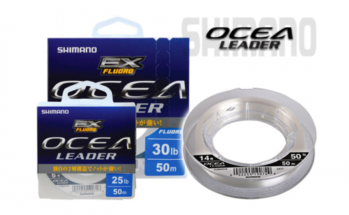 Флуорокарбон Shimano Ocea EX Fluoro