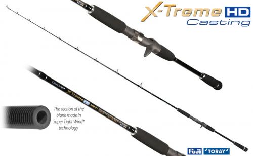 Кастинг въдица Dragon X-Treme HD