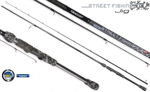 Въдица Dragon Street Fishing Jig