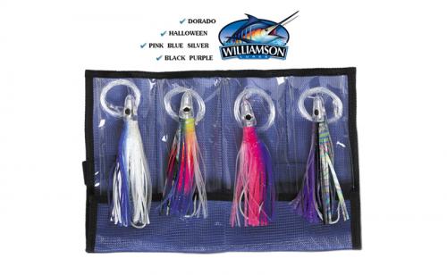 Октоподи Williamson Tuna Catcher Kit
