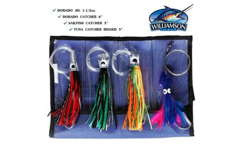 Октоподи Williamson Master Kit
