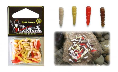 Личинки Orka Maggots Mix GMW-15