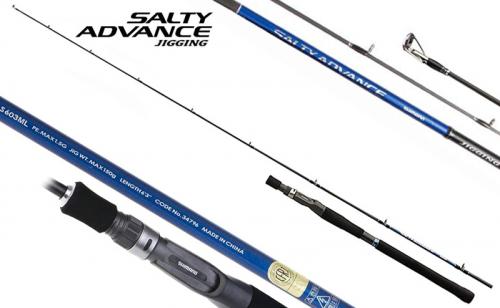 Въдица Shimano Salty Advance Jigging S603M