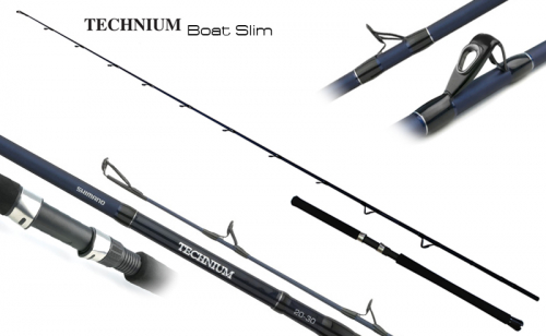 Въдица Shimano Technium Boat Slim