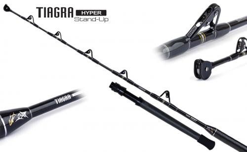 Въдица Shimano Tiagra Hyper Stand-Up 18TIH30SUSB