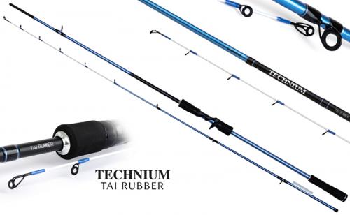 Въдица Shimano Technium Tai Rubber