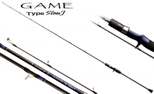Въдица Shimano Game Type Slow Jigging
