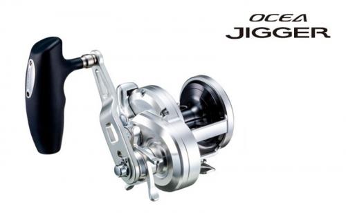 Мултипликатор Shimano Ocea Jigger