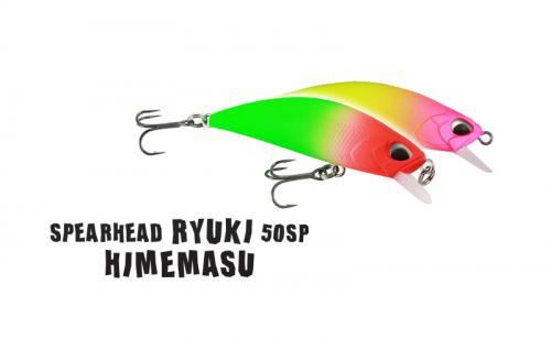 Duo Spearhead Ryuki 50SP Himemasu