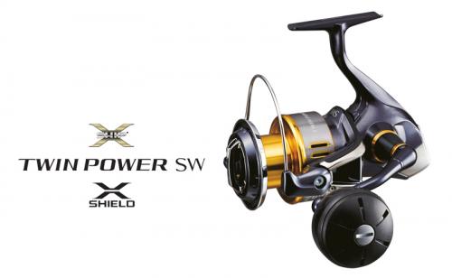 Макара Shimano Twin Power SW B