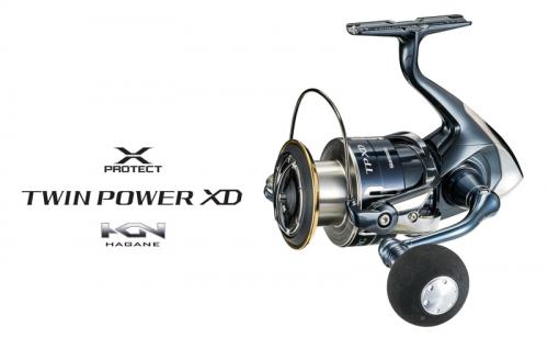 Макара Shimano Twin Power XD