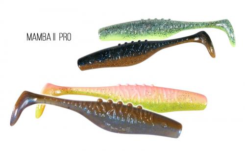 Силиконова рибка Dragon Mamba II Pro