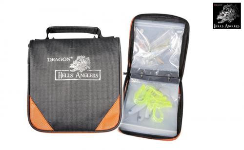 Класьор за туистери Dragon Hells Anglers 95-18-003