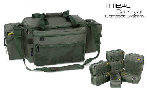 Сак Shimano Tribal Compact System Carryall SHTR02