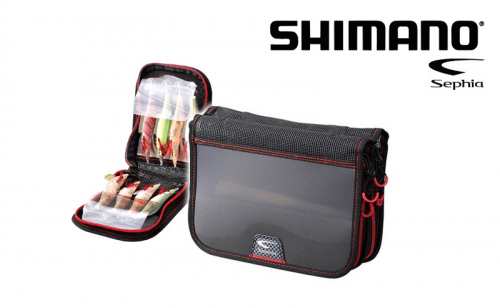 Класьор за калмарки Shimano Sephia Egi Case BP-221S LW