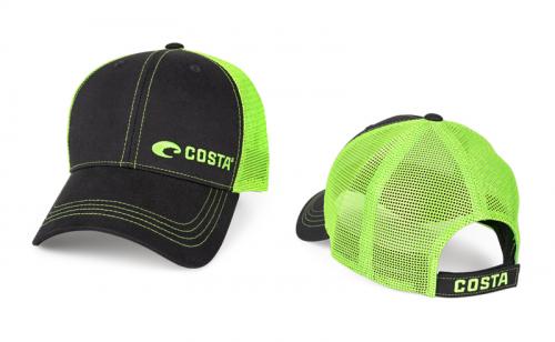 Шапка с козирка Costa Neon Trucker HA 56NG