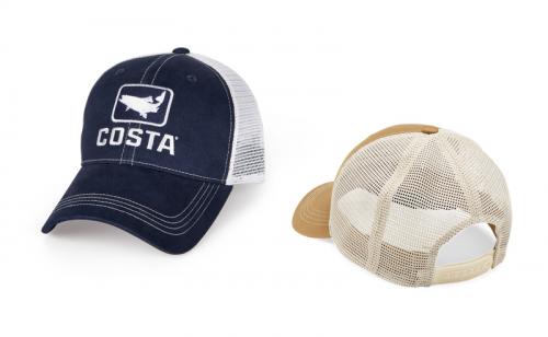 Шапка с козирка Costa Trout Trucker HA 17N