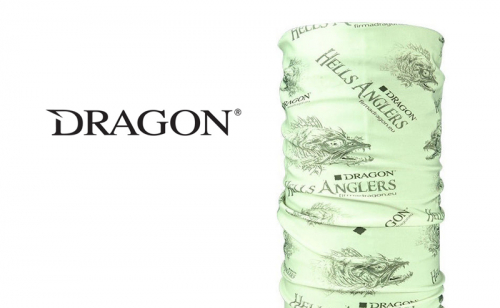 Бъф Dragon Hells Anglers BF-00-01