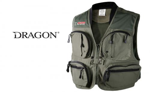 Риболовен елек Dragon KA-01