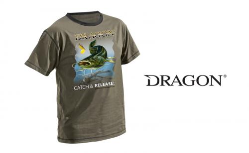 Тениска Dragon Сом