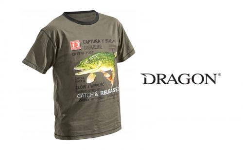 Тениска Dragon Щука