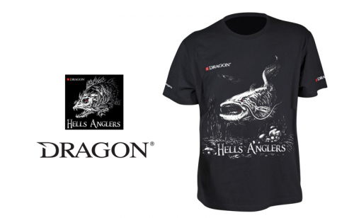Тениска Dragon TS-27 Catfish