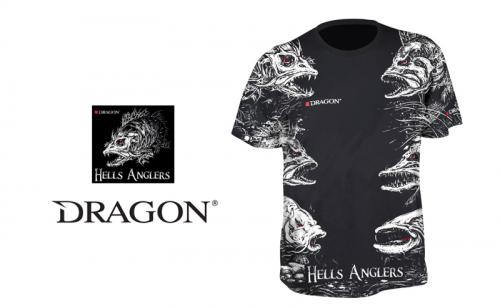 Тениска Dragon TS-29 Mix
