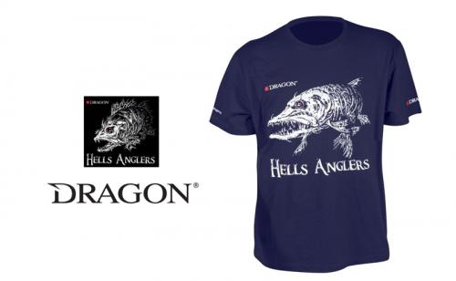 Тениска Dragon TS-35 Pike