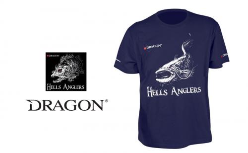 Тениска Dragon TS-37 Catfish